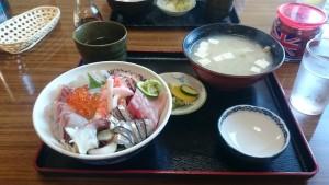 天草 盛 海鮮丼2