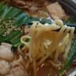 めんちゃんこ亭 麺