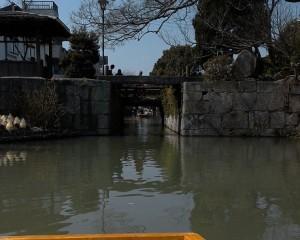 柳川川下り3