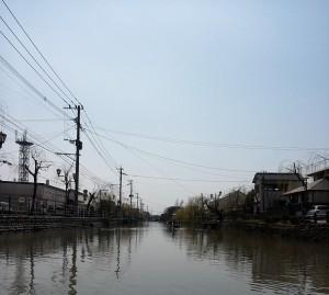 柳川川下り4